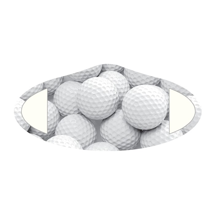 Face Mask-Golf (One Size/Snug Fit)   SHOPtheWORD