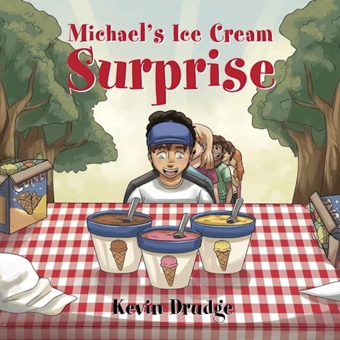 Michael's Ice Cream Surprise by Kevin Drudge | SHOPtheWORD