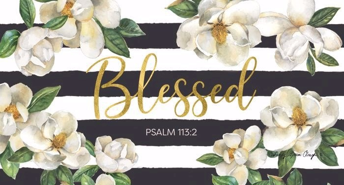 Planner-Checkbook-2021-2022/Blessed Magnolia | SHOPtheWORD