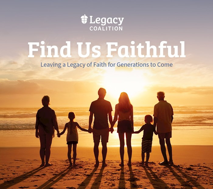 Audio Cd-Legacy Coalition: Find Us Faithful Music Cd | SHOPtheWORD