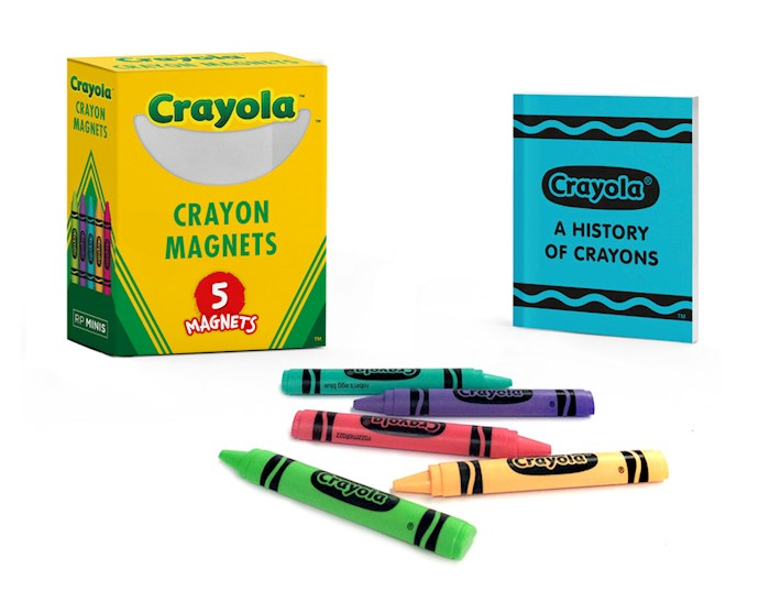 Crayola Crayon Magnets (Apr 2021) | SHOPtheWORD