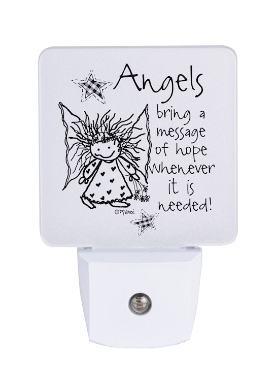 Nightlight-Angels Bring A Message | SHOPtheWORD
