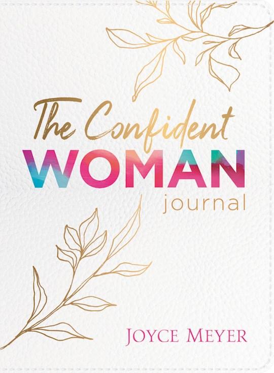 The Confident Women Journal-LeatherLuxe by Joyce Meyer | SHOPtheWORD