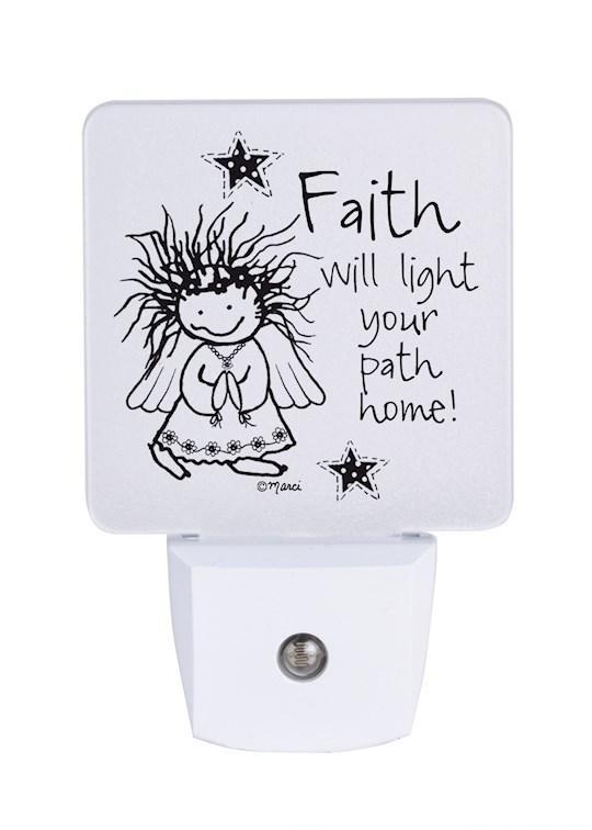 Nightlight-Faith Will Light Your | SHOPtheWORD
