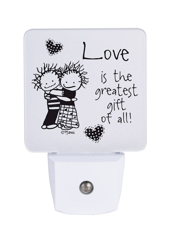 Nightlight-Love Is The Greatest Gift | SHOPtheWORD