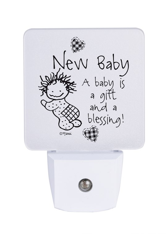 Nightlight-New Baby | SHOPtheWORD