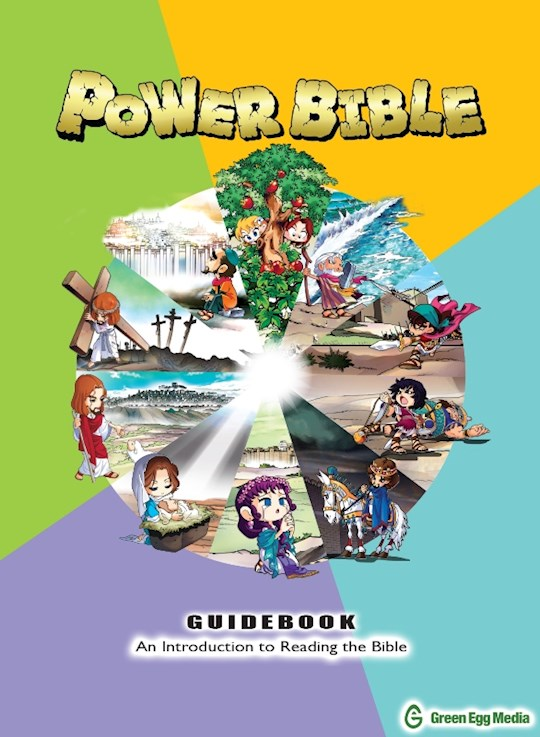Power Bible Guidebook by Egg Media Green | SHOPtheWORD