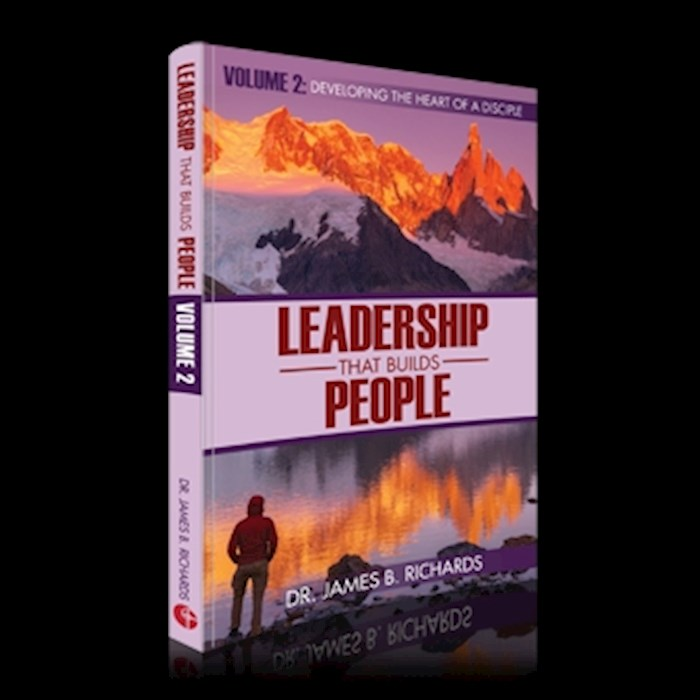 Leadership That Builds People V2 by James Richards | SHOPtheWORD