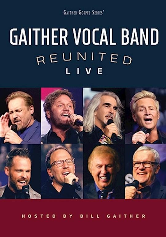 DVD-Reunited Live | SHOPtheWORD