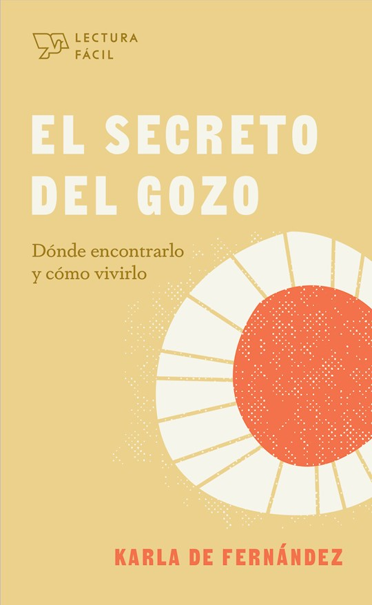 Span-The Secret Of Joy (El Secreto Del Gozo) by Karla Fernandez | SHOPtheWORD