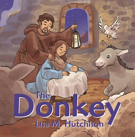 Donkey, The by Lisa M. Hutchison | SHOPtheWORD