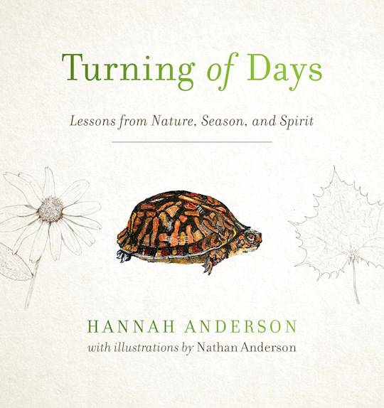 Turning Of Days by Hannah Anderson | SHOPtheWORD