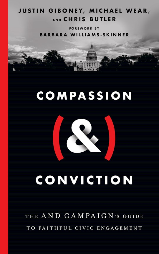 Compassion (&) Conviction by Justin Giboney | SHOPtheWORD