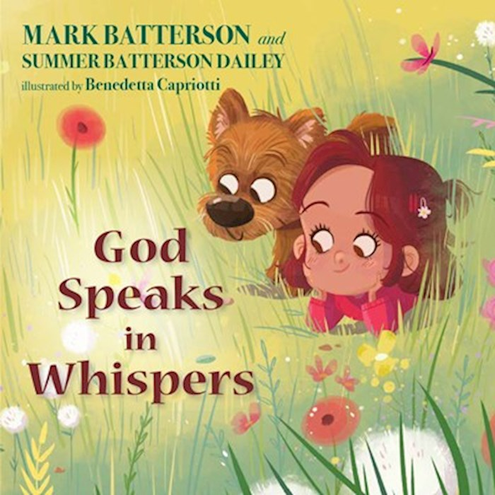 God Speaks In Whispers by Mark Batterson | SHOPtheWORD