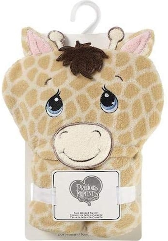 "Blanket-Hooded-Raffie Giraffe (30"" x 30"") | SHOPtheWORD"