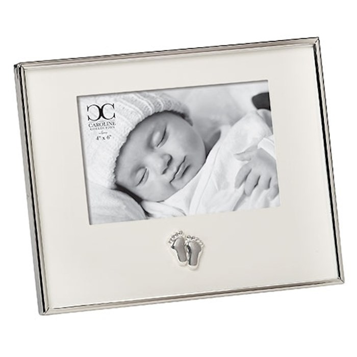 "Frame-Baby Feet (7.25"") | SHOPtheWORD"
