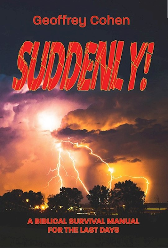 Suddenly! by Geoffrey Cohen | SHOPtheWORD