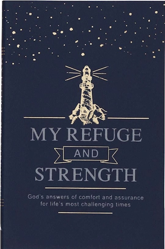 My Refuge and Strength by Art Gift Christian | SHOPtheWORD