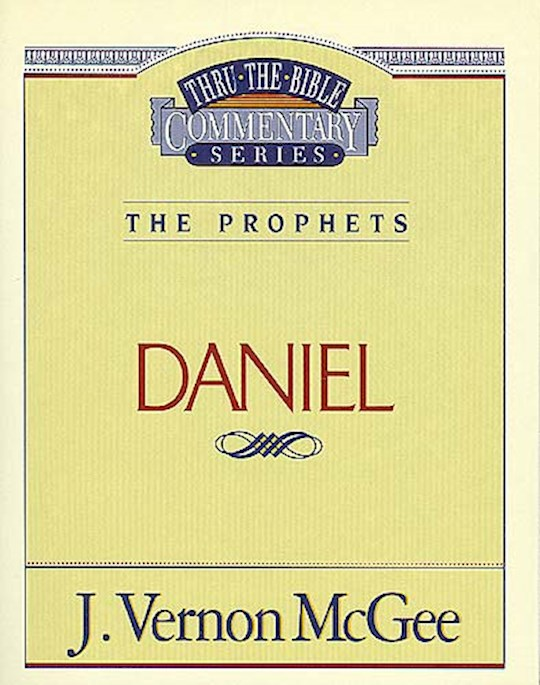 Daniel (Thru The Bible Commentary) by J. Vernon McGee   SHOPtheWORD